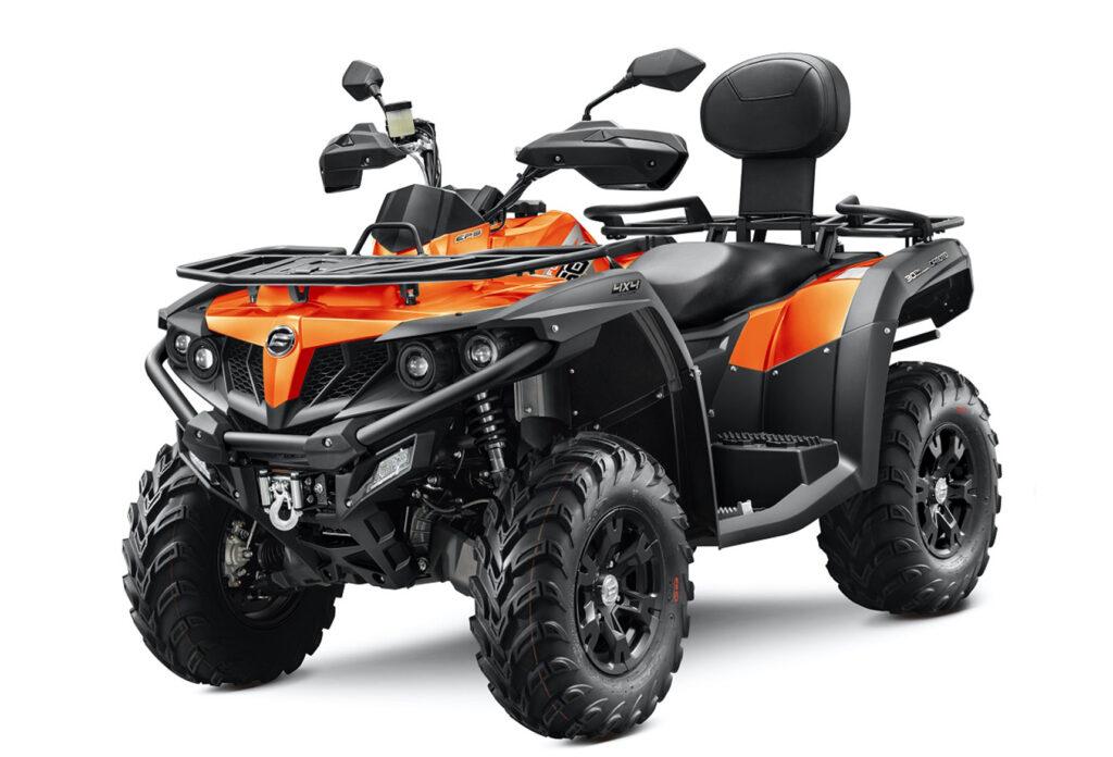 ATV COAST – 550 CC